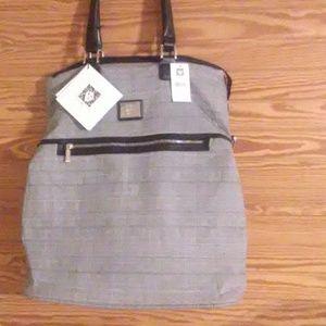 Anne Klein luggage bag